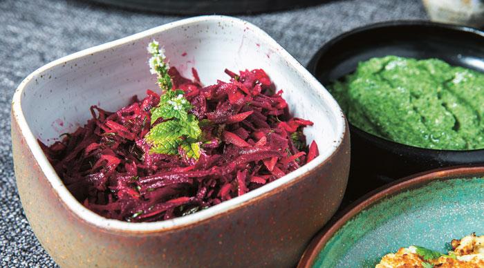rårivna rödbetor recept